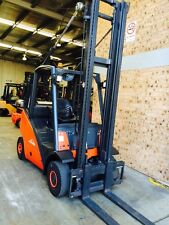 FORKLIFT- Linde Premium. Factory Refurb H25T 5m Side Shift 3400 Hrs!hire $149PW
