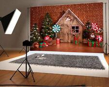 7x5ft Vinyl Prop Background Photo Studio Backdrop Show Christmas Gifts Box Scene