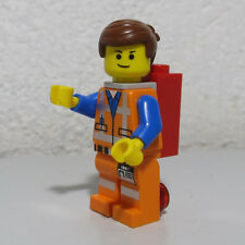 Emmet 70815 Piece Resistence Movie Lego Minifigure mini figure fig