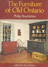 The Furniture of Old Ontario Book Pictures Shackelton