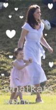 ZARA Off Shoulder Kleid dress schulterfrei striped gestreift  new L ASO royal
