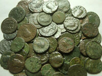 Lot of 3 Rare original Ancient Roman Antoninianus coins Probus Aurelian Claudius