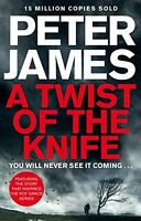 A Twist of the Knife by James, Peter, NEW Book, FREE & Fast Delivery, (Paperback