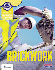 Level 1 NVQ/SVQ Diploma Brickwork Candidate Han... by Whitten, Mr Dave Paperback