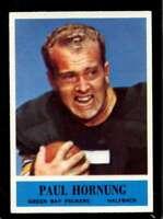 1964 PHILADELPHIA #74 PAUL HORNUNG VG+ PACKERS HOF NICELY CENTERED *SBA2522
