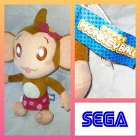 "Sega Super Monkey Ball Game Plush Mee Mee 12"" Plushie Soft Toy Nintendo"