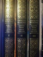 Absolute Preacher 1-3 Collection Garth Ennis Steve Dillon - Vertigo - Brand New