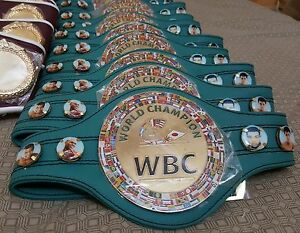 MINI WBC Boxing Champion Ship Belt.