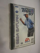 PGA Tour 97 (Sega Saturn) Brand New, Sealed~