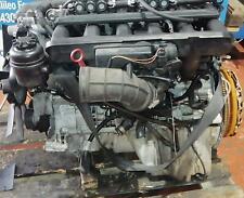 MOTORE BMW SERIE 3 320 E46 2.0 BENZINA 150CV MOTORINO AVANTI, SIGLA: 20654