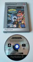 CRASH BANDICOOT THE WRATH OF CORTEX PLATINUM SONY PLAYSTATION 2 PS2 BOXED GAME