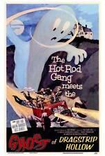 GHOST OF DRAGSTRIP HOLLOW Movie POSTER 27x40 Jody Fair Russ Bender Henry McCann