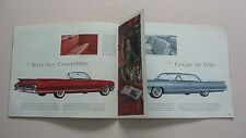 1961 Cadillac Brochure -Near Mint