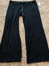 Gap Maternity Pajamas Bottoms Size X-Large Black Pants NWT