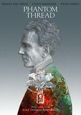 Phantom Thread Alternative Movie Poster Art Print. Starring Daniel Day-Lewis