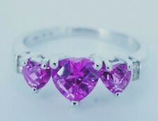 Beautiful Women's Amethyst & Diamond Ring!!!!!!!