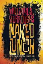 Naked Lunch: The Restored Text by William S Burroughs Jr (Paperback / softback, 2013)