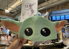 New Disney Parks The Child Baby Yoda The Mandalorian 2020 Adult Costume Hat WTag