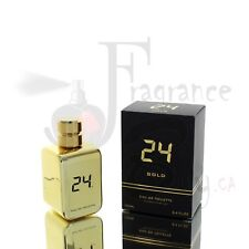 ScentStory 24 Gold EDT M 100ml Boxed (New Pack, 2017 Same Formula)