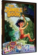 Jungle Book / Snow White /alice in Wonderland /beauty and The Beast Region 1 DVD
