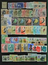 SWAZILAND STAMPS SELECTION ON LARGE STOCK CARD (B222)