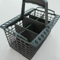 Genuine Dishwasher White Cutlery Basket Cage Electrolux Zanussi 50266728000
