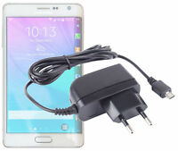 European Two Pin Mains Charger For The Samsung Galaxy Note Edge & Galaxy Note 4