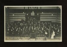 Hampshire Hants BOURNEMOUTH Symphony Orchestra c1920/30s? RP PPC Stanford Photo
