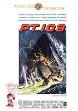 PT 109 1963 (DVD) Cliff Robertson, Ty Hardin, James Gregory, Robert Culp - New!