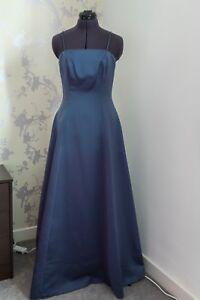 Alex Evenings ball gown blue UK size 10