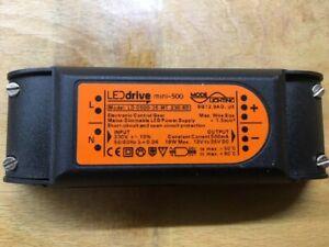 Mode LEDdrive Mini, Constant Current LED Driver LD-0500-36-MT-230-RD (500mA, Vf