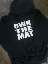 New Embroidery Wrestling Hoodie for Youth and Adults Own the Mat