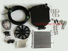 Water to air intercooler kit for Landcruiser 80 series HDJ80 1HD-T  4.2L Diesel