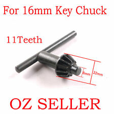 Full METAL KEY for 16mm Drill press Chuck Hitachi Bosch Ryobi Makita Dewalt