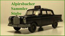 A.s.s Wiking edad Mercedes MB 220 s taxi 100% GK 149/6b CS 379/1a 1.w Top