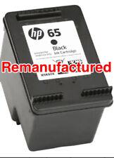 REM HP65 Black Ink Cartridge for HP Deskjet 2623 5032 Envy 5030