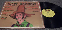 "Original Artists ""Wacky Westerns""COMEDY COUNTRY LP"