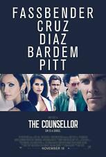 POSTER THE COUNSELOR THE ATTORNEY RIDLEY SCOTT BRAD PITT MICHEAL FASSBENDER #1