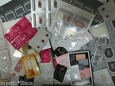 35 piece Mary Kay cosmetic makeup Samples Lot sampler pack ~ NO REPEATS