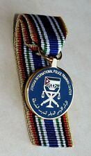 Jordan International Police Training Centre - Iraqi Police Training Mini Medal