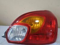 14-15 Mitsubishi Mirage OUTER Tail Light Lamp Assembly Right PASSENGER Side OEM