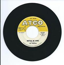 "1967 THE FIREBALLS ""BOTTLE OF WINE"" 45rpm 7"""