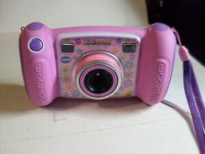 Vtech Kidizoom Camera Pix Pink with Micro SD card