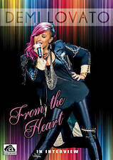 Demi Lovato: From the Heart DVD NEW FACTORY SEALED FREE SHIPPING NEW