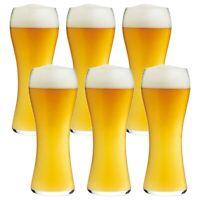 Luminarc 590ml Tall Pint Drinking Beer Glass Home Restaurant Pub Bar Glasses Ale