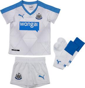 Puma Newcastle United Away 2015/16 Mini Kit