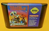 Rolling Thunder 3  - Sega Genesis Game Rare Tested Working AUTHENTIC
