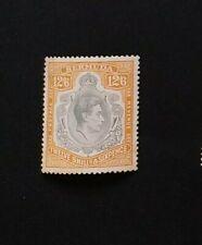 BERMUDA 1938 12s6d SG 120b  Sc 127a MLH with gum tone