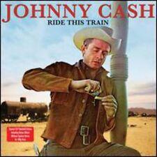 Johnny Cash - Ride This Train [New Vinyl] Germany - Import