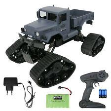 RC Militär LKW MT12B 1:12 40cm Crawler Panzer Truck Ketten 4WD Wasserdicht RTR